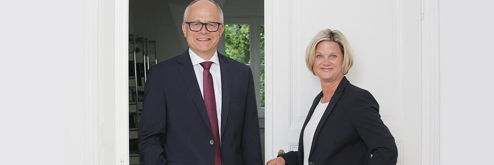 Stefanie Riewoldt, Hendrik Leuschke